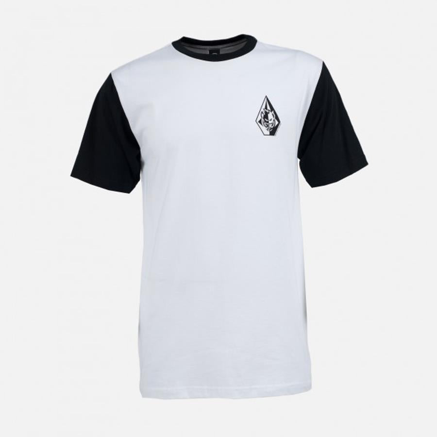 VOLCOM BIG HEAD STONE S/S TEE IN MENS CLOTHING S/S T-SHIRTS - MENS T-SHIRTS SHORT SLEEVE - T-SHIRTS
