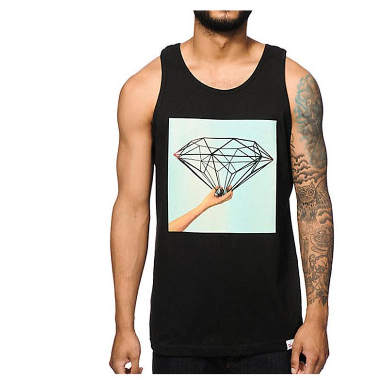DIAMOND ARCHITECT TANK IN MENS CLOTHING TANK TOPS - MENS TANK TOPS AND JERSEYS - T-SHIRTS