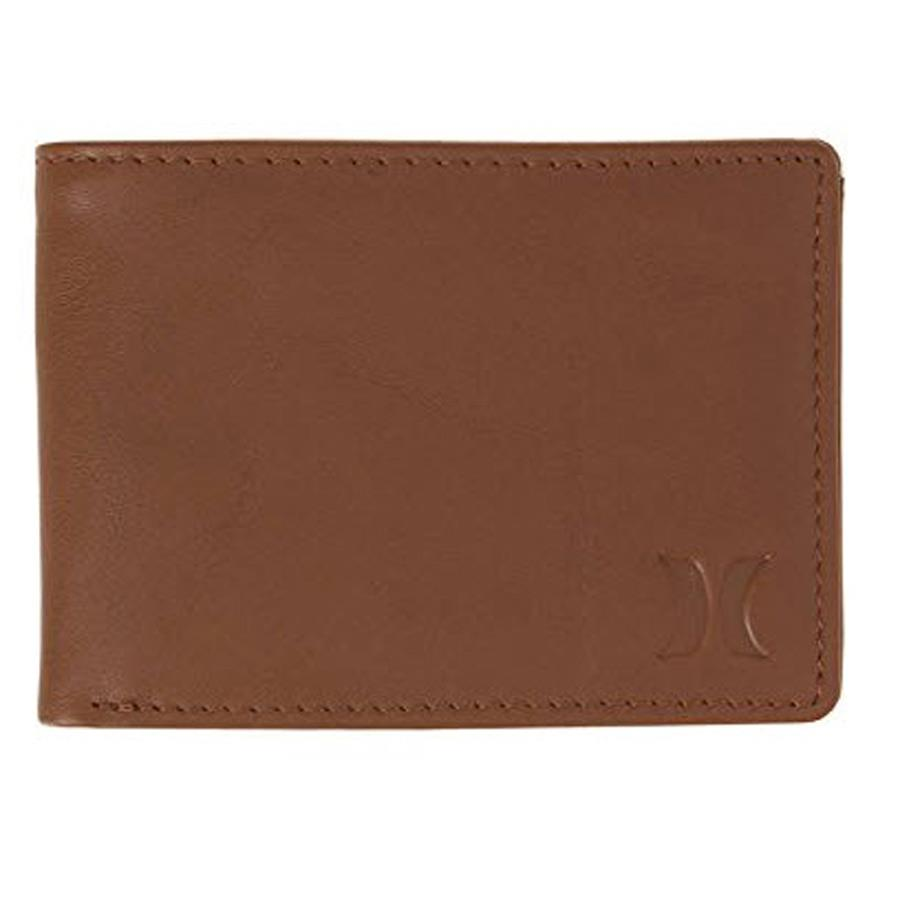 HURLEY EXECUTIVE BIFOLD WALLET IN MENS ACCESSORIES WALLETS - MENS WALLETS - PURSES AND WALLETS