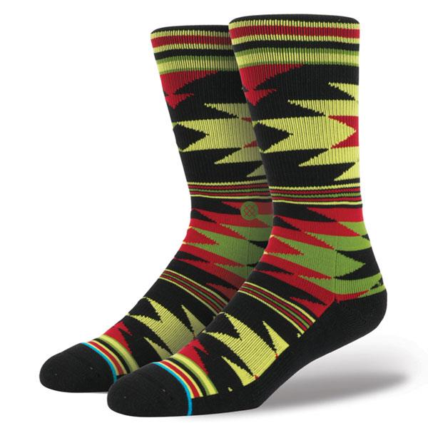 STANCE VIARTA IN MENS CLOTHING SOCKS - MENS SOCKS - SOCKS