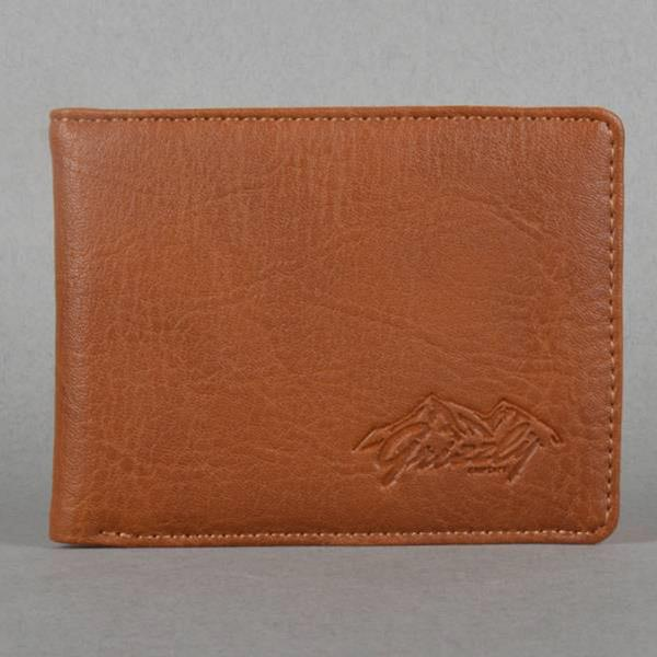 GRIZZLY ROCKIES LEATHER BI FOLD WALLET IN MENS ACCESSORIES WALLETS - MENS WALLETS - PURSES AND WALLETS