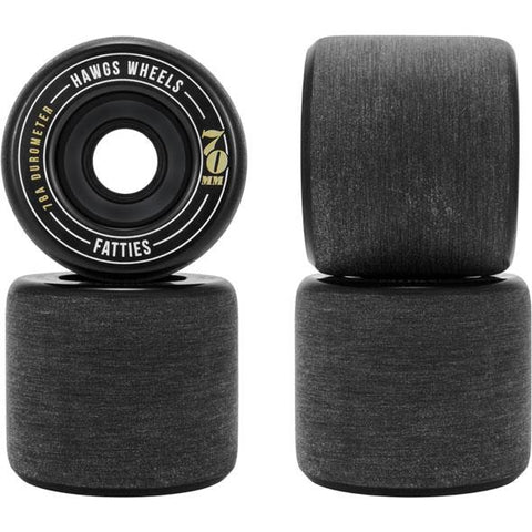 LANDYATCHZ FATTIE HAWGS 70MM WHEELS IN LONGBOARD WHEELS - SLIDING WHEELS - LONGBOARD WHEELS