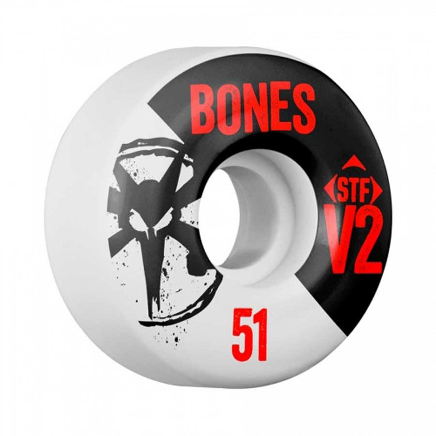 BONES V2 SERIES 103A IN SKATEBOARD WHEELS - SKATE WHEELS