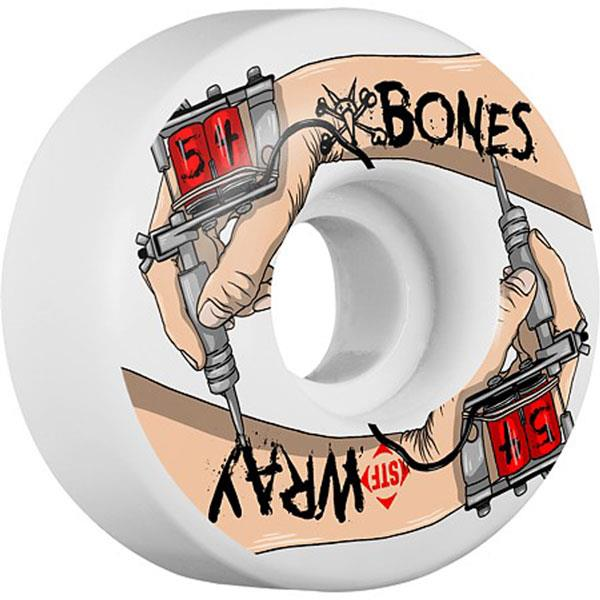 BONES WRAY FOR LIFE V3 103A IN SKATEBOARD WHEELS - SKATE WHEELS