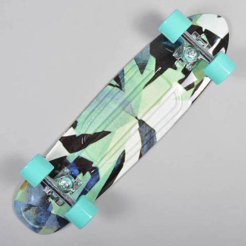 DIAMOND CRUISER LIFE COMPLETE IN LONGBOARD COMPLETE - 25 TO 27 INCHES - MINI CRUZERS