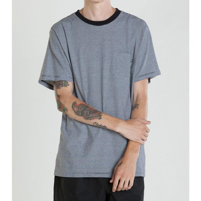 OBEY WISEMAKER POCKET TEE IN MENS CLOTHING S/S T-SHIRTS - MENS T-SHIRTS SHORT SLEEVE - T-SHIRTS