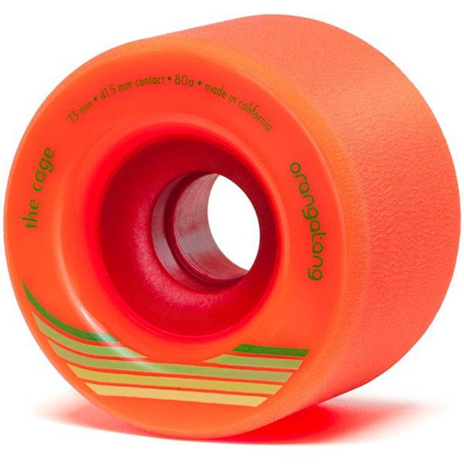 ORANGATANG THE CAGE 73MM IN LONGBOARD WHEELS - SLIDING WHEELS - LONGBOARD WHEELS