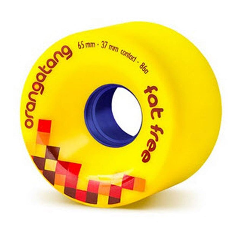 Orangatang Fat Free 65MM Longboard Wheels