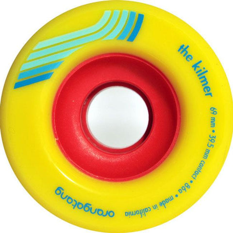 ORANGATANG KILMER 69MM IN LONGBOARD WHEELS - SLIDING WHEELS - LONGBOARD WHEELS