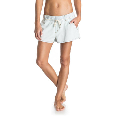 Roxy Beachy Beach Womens Denim Shorts