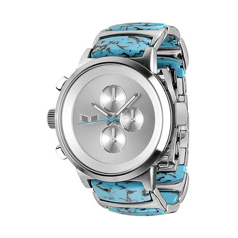 Vestal Metronome Womens Metal Strap Watches