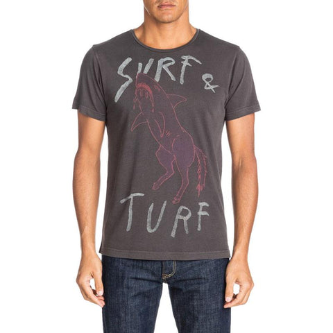 Quicksilver Surf And Turf Mens Tees