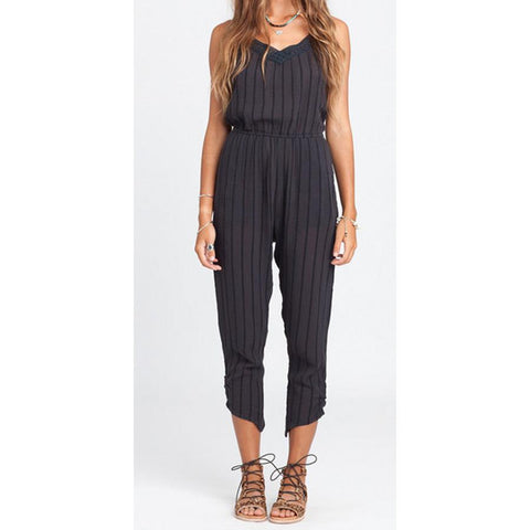 BILLABONG SALTY WAVEZ JUMPSUIT IN WOMENS CLOTHING JUMPSUIT -JUMPSUIT - DRESSES