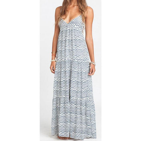 Billabong Sun Lovin Womens Maxi Dresses