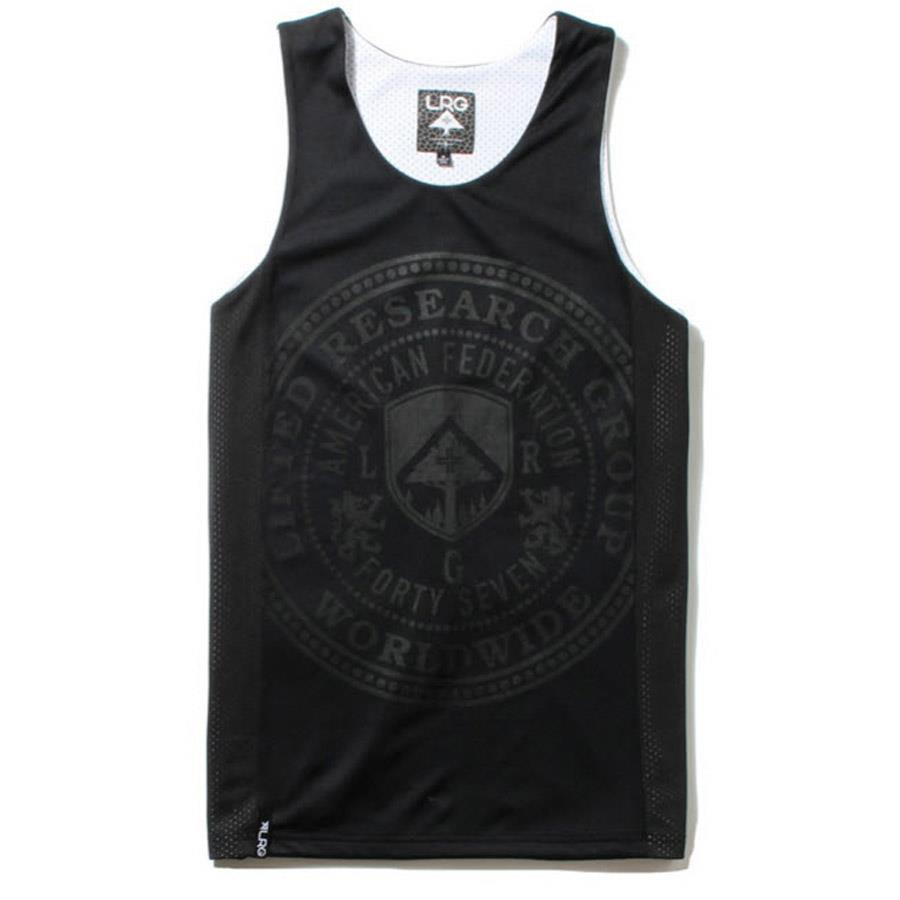 LRG RACTURE BASKETBALL JERSEY IN MENS CLOTHING JERSEYS - MENS TANK TOPS AND JERSEYS - T-SHIRTS