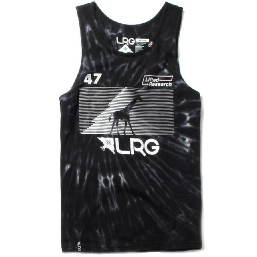 LRG RC TIE DYE TANK TOP IN MENS CLOTHING TANK TOPS - MENS TANK TOPS AND JERSEYS - T-SHIRTS