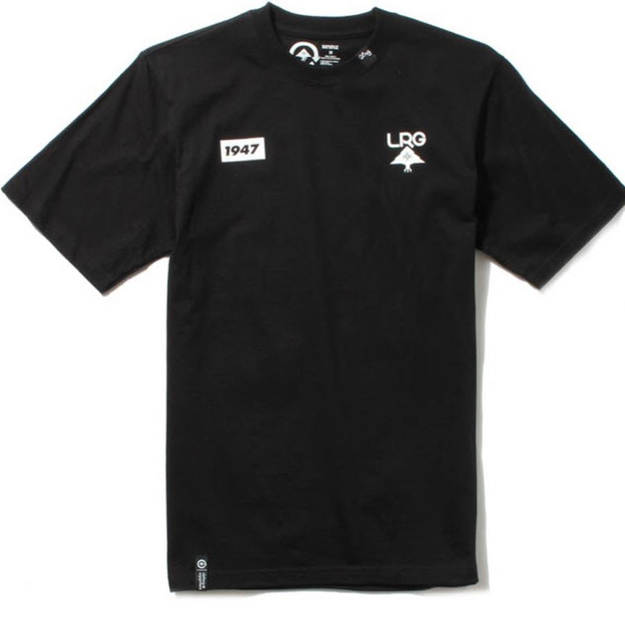 LRG HIGH LOCK UP TEE IN MENS CLOTHING S/S T-SHIRTS - MENS T-SHIRTS SHORT SLEEVE - T-SHIRTS