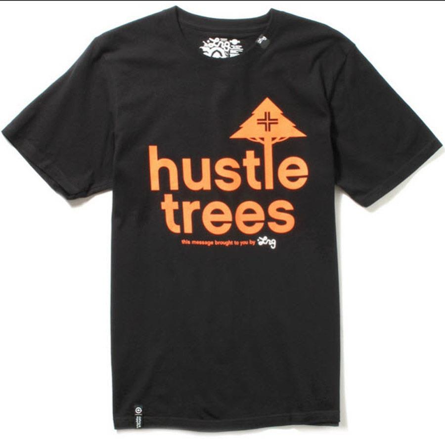 LRG RC HUSTLE TREES TEE IN MENS CLOTHING S/S T-SHIRTS - MENS T-SHIRTS SHORT SLEEVE - T-SHIRTS