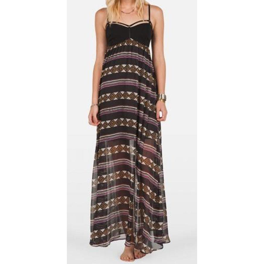 VOLCOM PLAYA DRESS IN WOMENS CLOTHING DRESSES - MAXI DRESSES - DRESSES