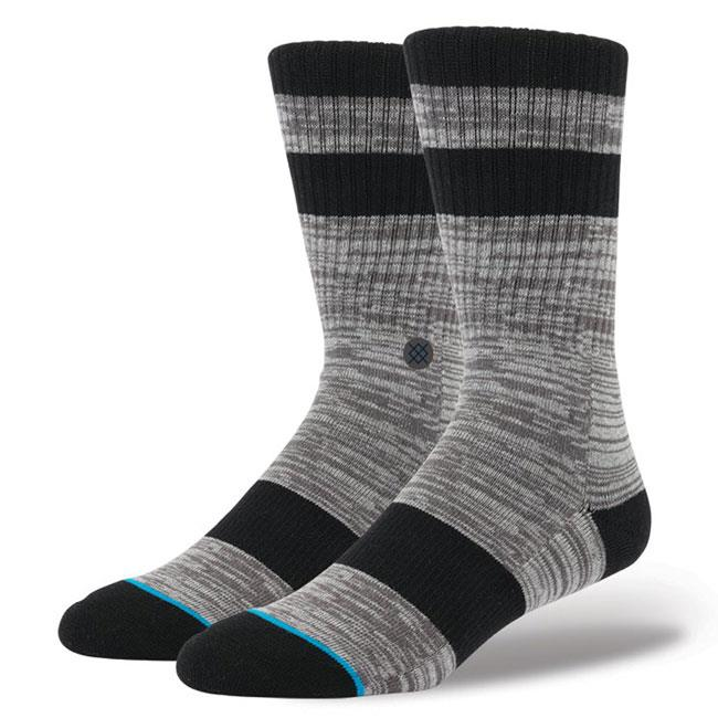 STANCE SMUDGE IN MENS CLOTHING SOCKS - MENS SOCKS - SOCKS