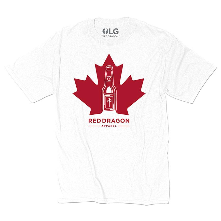 RDS CANADIAN BEER T-SHIRT IN MENS CLOTHING S/S T-SHIRTS - MENS T-SHIRTS SHORT SLEEVE - T-SHIRTS