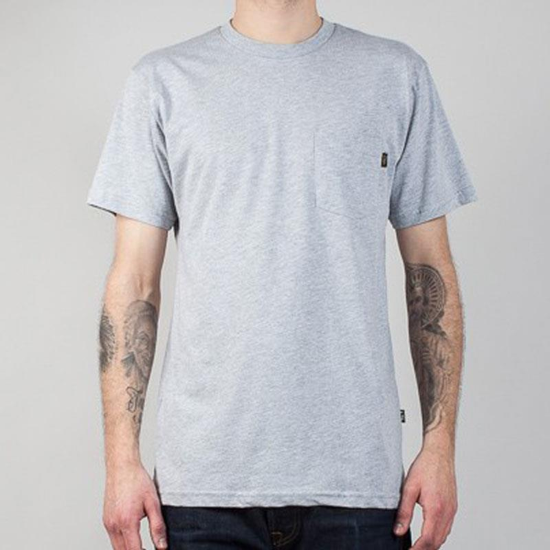 OBEY PREMIUM BASIC POCKET TEE IN MENS CLOTHING S/S T-SHIRTS - MENS T-SHIRTS SHORT SLEEVE - T-SHIRTS