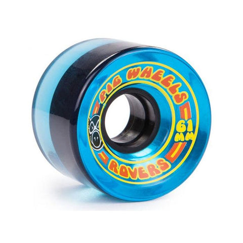PIG SUPER CRUISER 61 MM IN LONGBOARD WHEELS - MINI WHEELS - LONGBOARD WHEELS