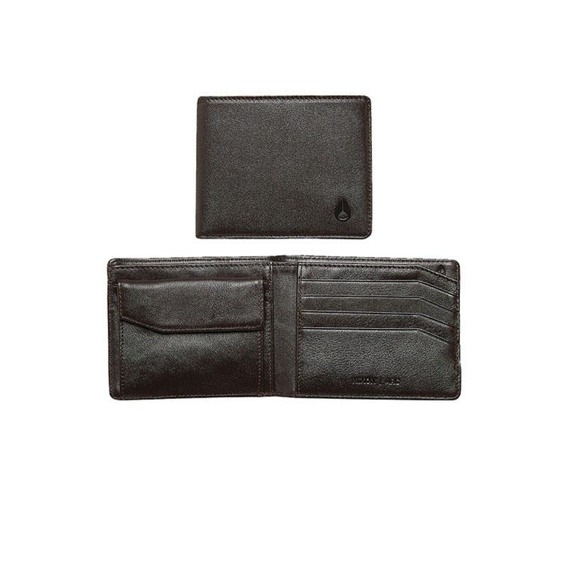 NIXON ARC BI FOLD WALLET IN MENS ACCESSORIES WALLETS - MENS WALLETS - PURSES AND WALLETS