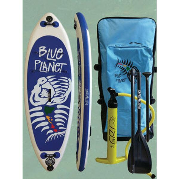 "BLUE PLANET 9'4"" FUN STICK AIR IN STAND UP PADDLE SUP BOARDS - SUP BOARDS"