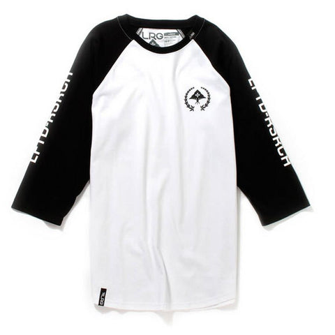 LRG Rc Jersey Baseball Mens Long Sleeve Shirts
