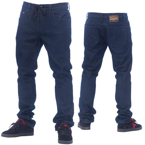 RDS Bonded Mens Denim Slim Fit Jeans