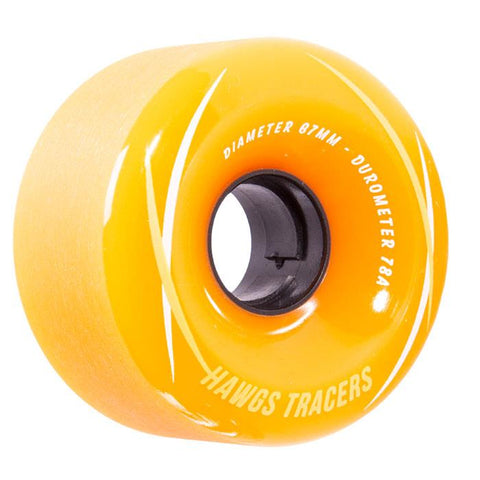 Landyatchz Tracer Hawgs 67MM Longboard Wheels