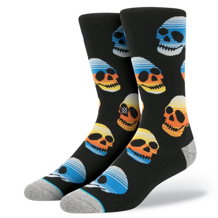 STANCE RAYO IN MENS CLOTHING SOCKS - MENS SOCKS - SOCKS