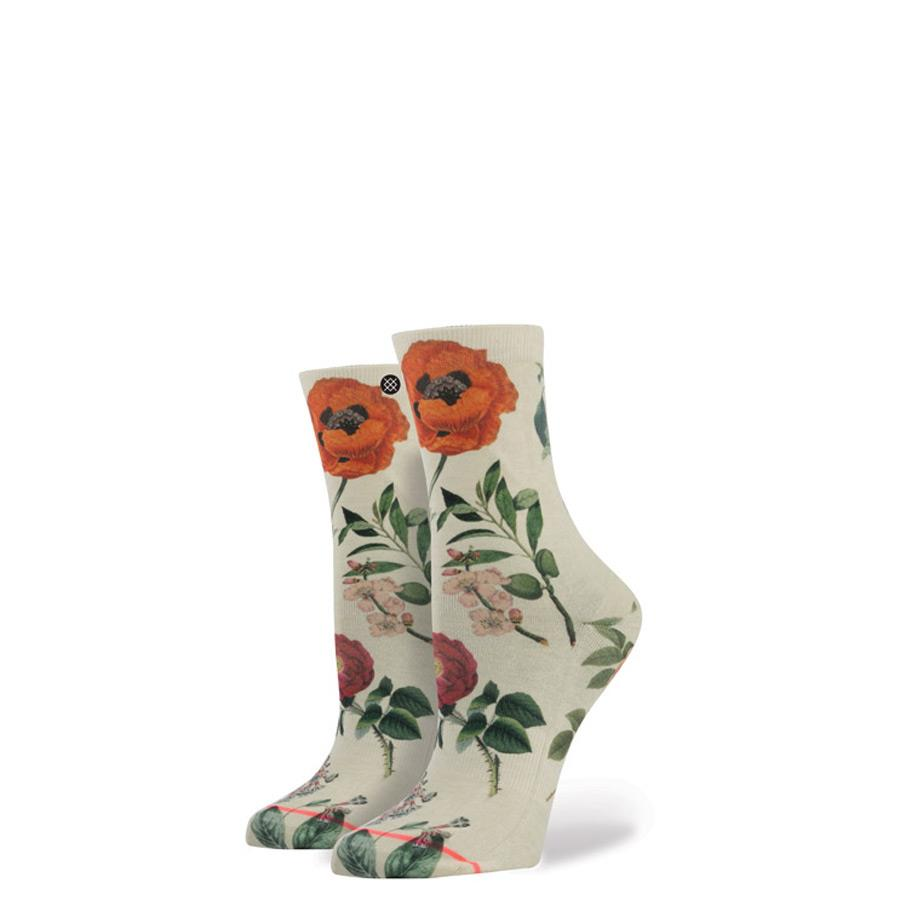 STANCE SECRET GARDEN IN WOMENS CLOTHING SOCKS - WOMENS SOCKS - SOCKS