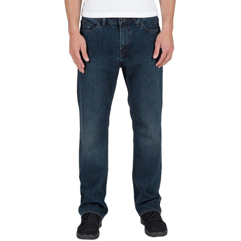 Volcom Kinkade Mens Denim Regular Fit Jeans