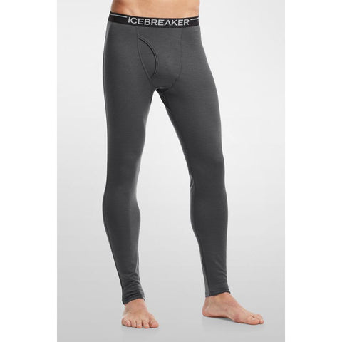 Icebreaker Oasis Leggings With Fly Mens Layers Bottoms