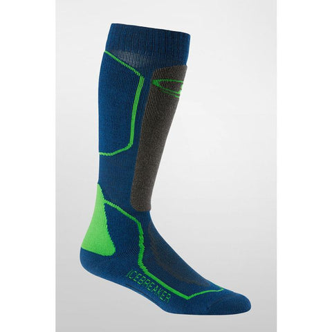 Icebreaker Ski Over The Calf Heavy Weight Snowboard Socks