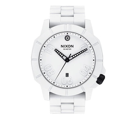 Nixon Ranger Stormtrooper Metal Strap Mens Watches