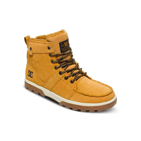 DC Woodland Mens Winter Boots