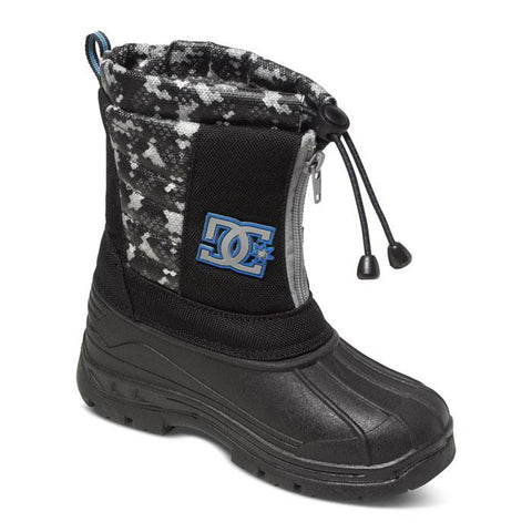 DC Squamish Kids Winter Boots