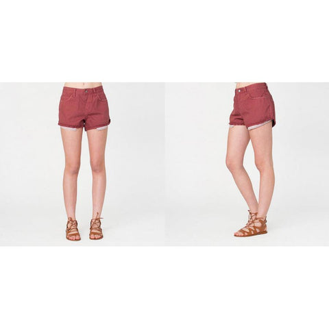Element River Womens Jean Shorts