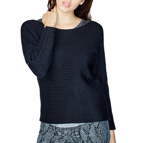 Guess LS Dolman Womens Sweaters