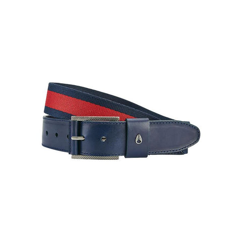 Nixon Americana Stripe Mens Leather Belts