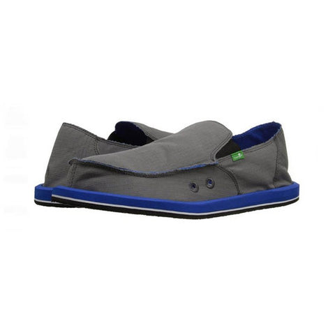 SANUK VAGABOND NIGHTS IN SHOES MENS LIFESTYLE SHOES - MENS SLIP ON SHOES - MENS LIFESTYLE SHOES