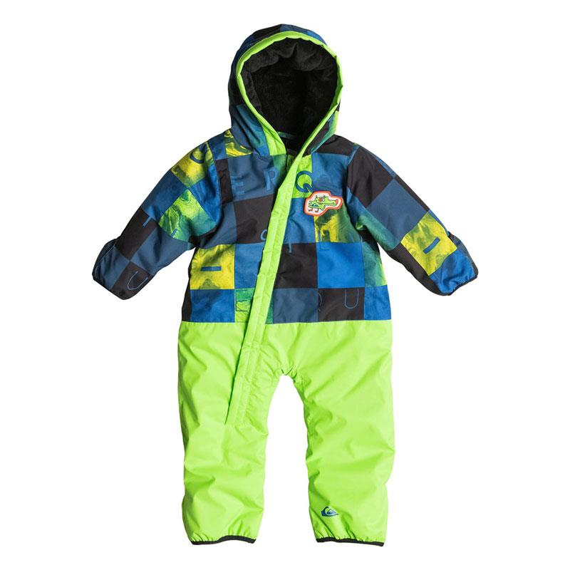 a0b008ee58 Quicksilver Little Rookie Baby Suit Infants Snowsuits