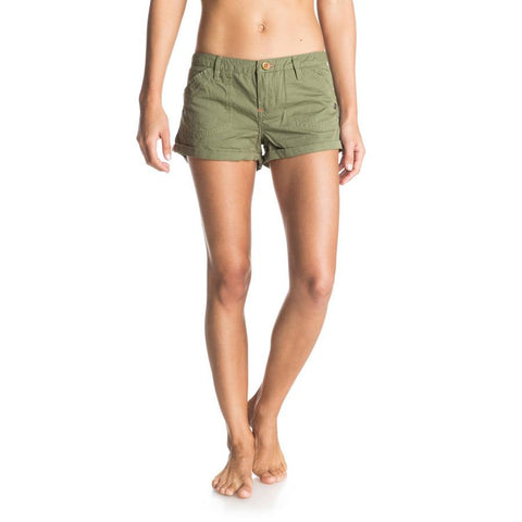 Roxy Double Feature Womens Fabric Shorts