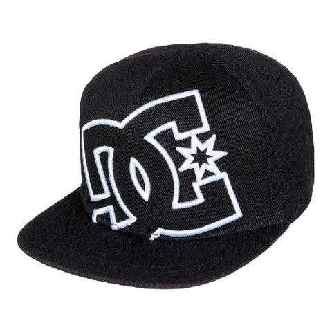 DC KIDS YA HEARD FLEXFIT HAT IN YOUTH HATS - HEADWEAR - ACCESSORIES