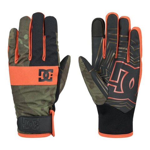 DC Antuco Mens Gloves