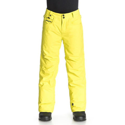 Quicksilver State Youth Snowboard Pants