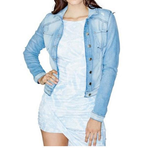 Guess Tailored Womens Denim Jackets